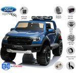 Babycoches Carro Eléctrico Ford Ranger Raptor Blue