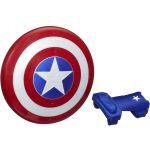 Hasbro Os Vingadores - Capitão América Escudo e Luva Magnética