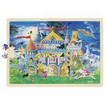 Goki Puzzle de Madeira Conto de Fadas - 57949