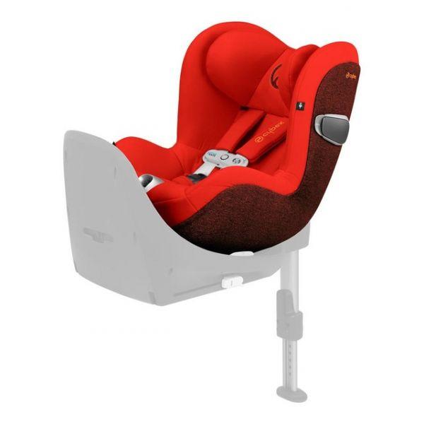 Cybex Cadeira Auto Sirona Z I-size Plus Com Sensorsafe Sem Base Autumn Gold 2020
