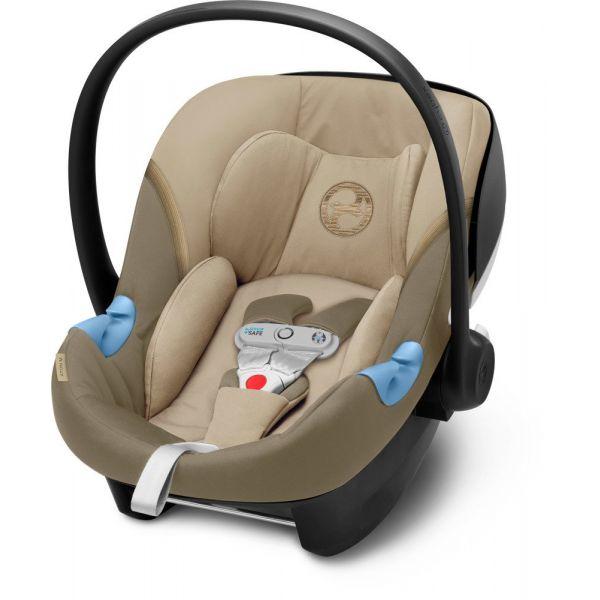 Cybex Cadeira Auto Aton M i-Size SensorSafe 0+ Classic Beige