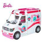 Barbie Ambulância e Hospital 2em1 - MS005768