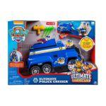 Nickelodeon Patrulha Pata Camião da Polícia Chase Ultimate Rescue