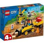 LEGO City - Bulldozer da Construção Civil - 60252