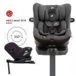 Joie Cadeira Auto I-Spin 360 Isofix i-Size 0-1 Signature Noir