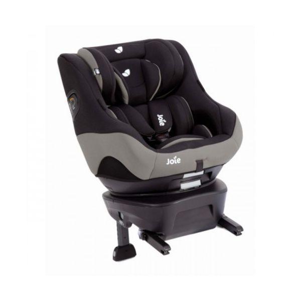 Joie Cadeira Auto Spin Safe 0+/1 Plus Test Black Pepper