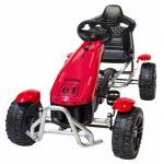 Kart C/ Pedais Supreme Red Edition - 52416