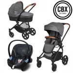 CBX Conjunto Trio Kody Pure Lux Comfy Grey