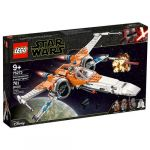 LEGO Star Wars Episode IX :O X-Wing Fighter de Poe Dameron - 75273