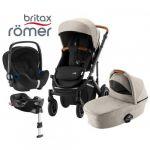 Britax Romer Smile III Trío Comfort Plus Pure Beige Black RO8435316508742