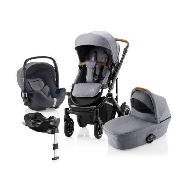 Britax Romer Smile III Trío Comfort Plus Frost Grey RO8435316508759