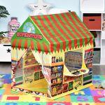 HomCom Supermercado 93x69x103cm 0,75 Kg