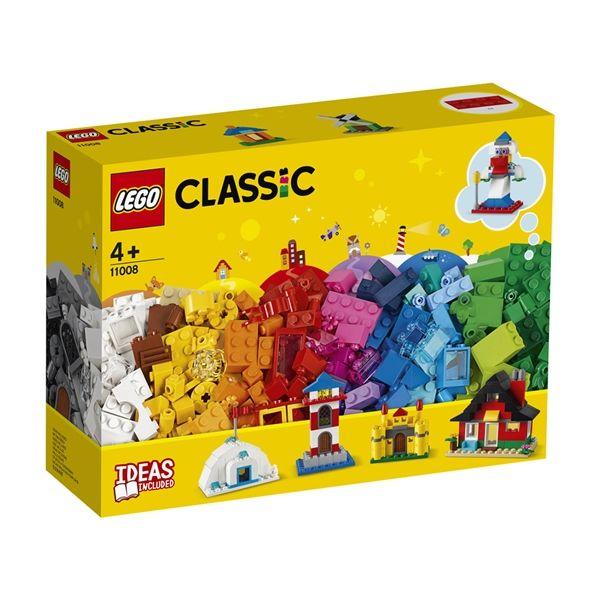 LEGO Classic - Peças E Casas Lego Classic - 11008