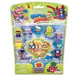 Superzings Pack 10 Figuras Série 3