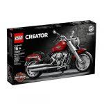 LEGO Creator Expert Harley Davidson Fat Boy - 10269
