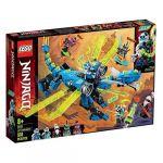 LEGO Ninjago Ciber Dragão de Jay - 71711