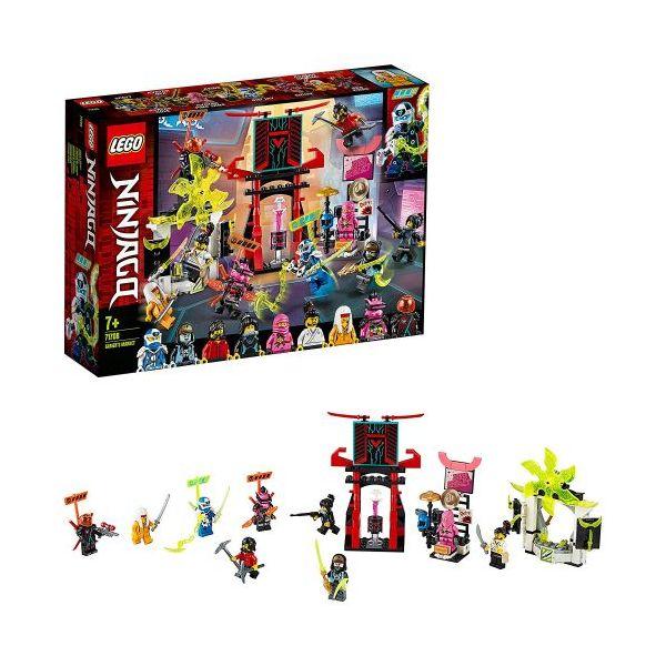 LEGO NINJAGO Mercado dos Jogadores - 71708