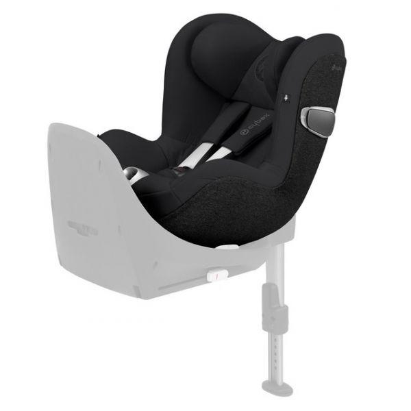 Cybex Cadeira Auto Sirona Z i-Size Platinum Isofix 0+/1 Deep Black