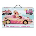 LOL Surprise Car-Pool Coupe - LLUB7000