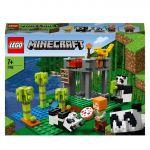 LEGO Minecraft A Creche dos Pandas (204pcs) 2020 - 21158