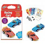 Sigtoys Galt: Pack Activity Racing Cars
