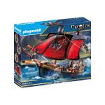 Playmobil Pirates - Barco Pirata Caveira - 70411