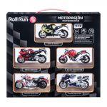 El Corte Inglés Conjunto 5 Motos Roll Run