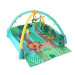 Bbest Tapete de Brincadeira com Arco Lion Series Multicolor