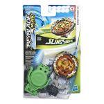 Hasbro Beyblade Pião e Lançador SlingShock - Turbo Perfect Phoenix P4 - E4742