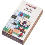 Primo Cubetto Pack Big City Adventure