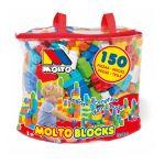 Molto Blocks - Saco de Blocos 150 Peças
