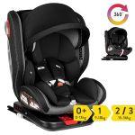 Innovaciones MS Cadeira Auto Discover Dual 360 Black