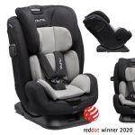 Nuna Cadeira Auto Tres 0+/1/2/3 Isofix Caviar