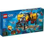 LEGO City Base de exploração do oceano - 60266