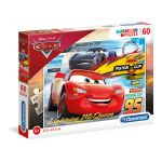 Clementoni Puzzle 60 pçs - Cars - 26973