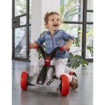 BERG Triciclo GO2 SparX Red