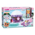 IMC Toys Cry Babies Igloo de Cristal - 90934