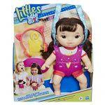 Hasbro Baby Alive Littles Iris + Acessórios