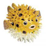 Safari Ltd Pufferfish 3+ Yellow - S250429