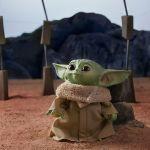 Hasbro Baby Yoda com Sons - F1115