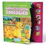 Europrice Livro com Sons O que Dizem os Animais - Animais do Jardim Zoológico