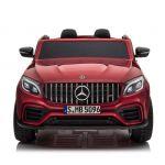 Carro Elétrico Infantil Mercedes GLC 63S 4x4 - Vermelho