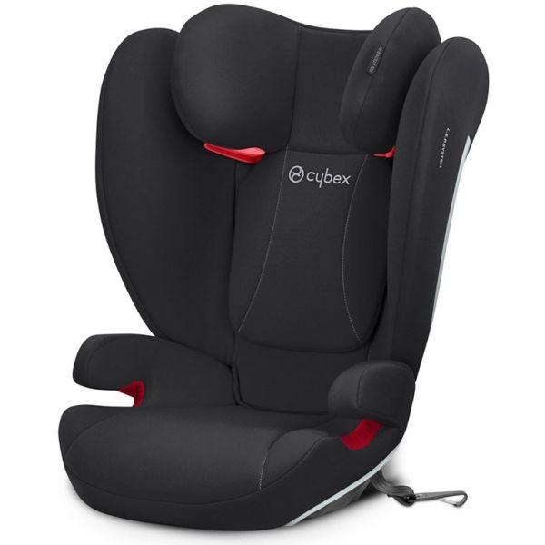 Cybex Cadeira Auto Solution B-Fix- Volcano 2/3 Black