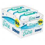 Dodot Aqua Pure Toalhitas 432 Un.