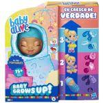 Hasbro Baby Alive Cresce De Verdade - HB E8199