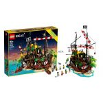 LEGO Ideas Piratas De Bahía de Barracuda - 21322