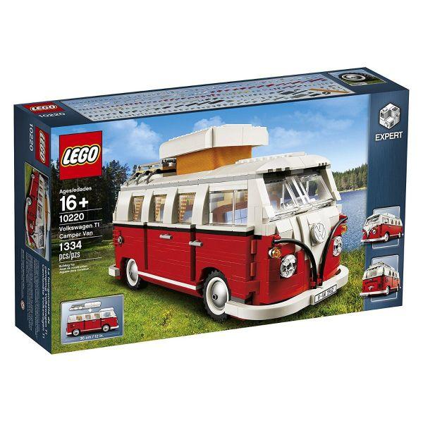 LEGO Creator - Autocaravana Volkswagen T1 - 10220