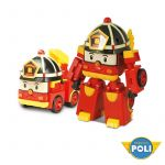 Silverlit Robocar Poli - Robô Transformável Roy - TP83158.1