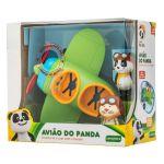 Panda - Avião com Figuras