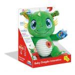 Clementoni Baby Dragão Interativo - CL67686 - 7774